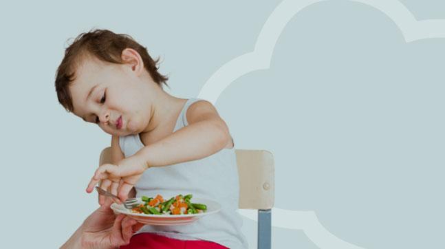 Principales problemas de la alimentación infantil