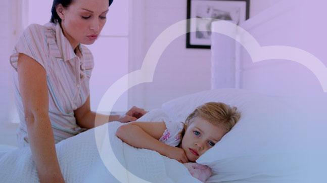 Qué evitar ante las muestras de miedo de nuestros hijos