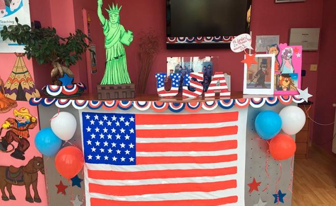 ¡¡Bienvenidos a USA!!