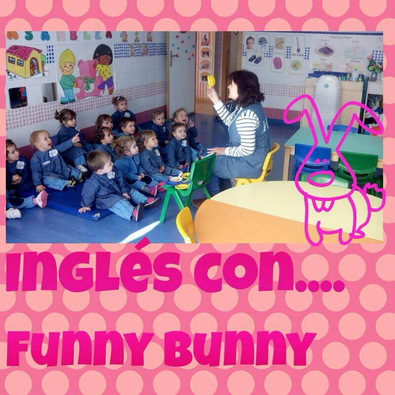ingles en centro infantil eliana